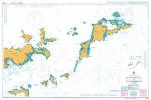Ba Chart 2019  British Virgin Islands, North Sound to Road Harbour by United Kingdom Hydrographic Office