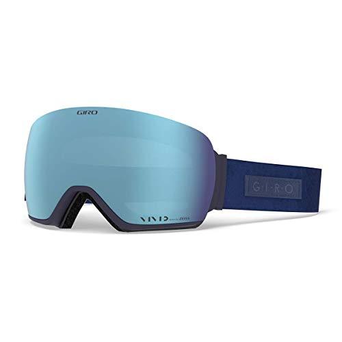 Giro Lusi Womens Snow Goggles Midnight Velvet - Vivid Royal/Vivid Infrared]()
