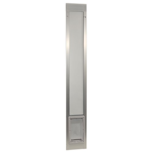 "Ideal Pet Products Fast Fit Pet Patio Door 80"" Medium (Mill)"