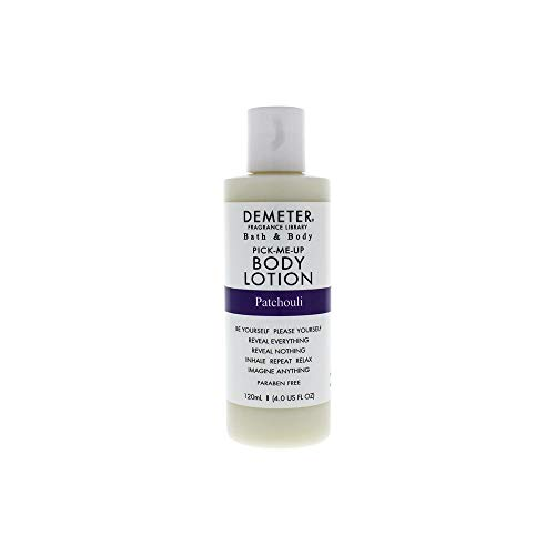 Patchouli Body Lotion by Demeter for Unisex - 4 oz Body Lotion ()