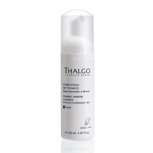 Thalgo Foaming Marine Cleanser, Normal to Combination Skin, 5.07 Fluid Ounce by Thalgo