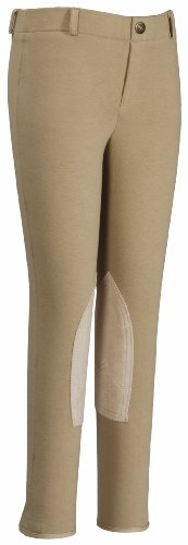 TuffRider Girl's Starter Low Rise Pull-On Breech