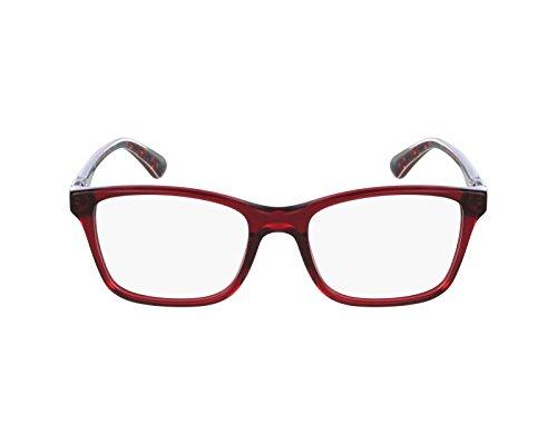 Vogue VO2907 Eyeglass Frames 2257-52 - Transparent Bordeaux VO2907-2257-52
