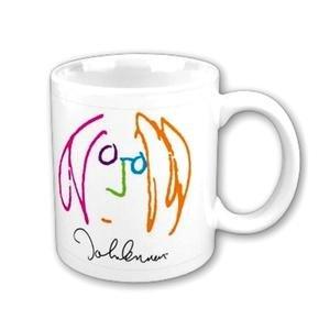 John Lennon Self Portrait Ceramic Mug