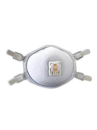3M 50051138662986 - Respirador para soldar partículas (8512, N95, 10 unidades)