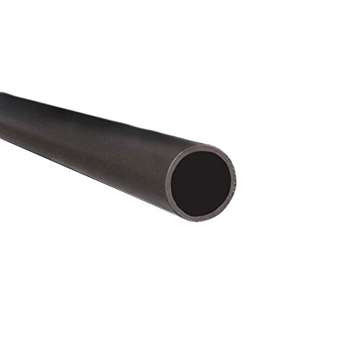 EZ Handrail 24 ft. x 1.9 in. Aluminum Bronze Round ADA Handrail by EZ Handrail