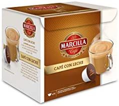 MARCILLA Café con Leche - cápsulas compatibles con las cafeteras ...