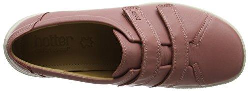 Hotter Damen Leap Bootsschuhe Pink (Salmon)