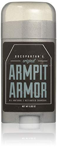 ArmPit Armor - All Natural Deodorant - As Seen On Shark Tank (Best Deodorant For Irritated Armpits)