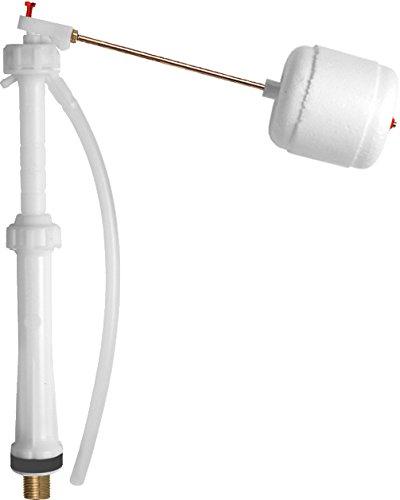 """Fominaya 0144300310 Grifo extensible vertical 3/8"""", conexión metálica"""