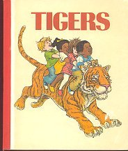 Tigers (Houghton Mifflin readers)