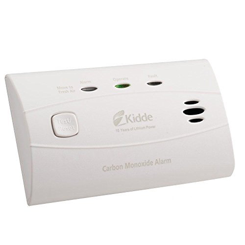 Alarm Long Life Lithium Battery - Kidde Sealed Lithium Battery Power Carbon Monoxide Alarm C3010