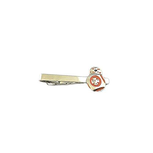 (Athena Brand Movie Star Wars Episode 7 BB-8 Tie Bar in Gift)