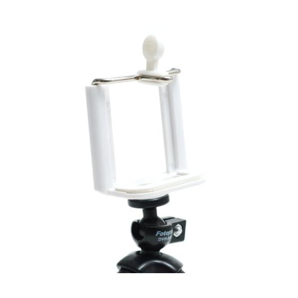 RetinaPix Fotopro DVH-90 Flexible & Flexional Mini Tripod Stand for Video/Digital SLR Cameras