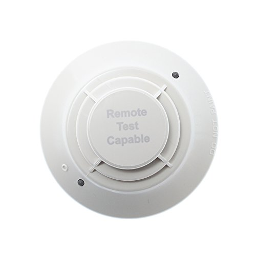 (Honeywell Notifier FSP-851R Intelligent Addressable Detector W/ Flashscan)
