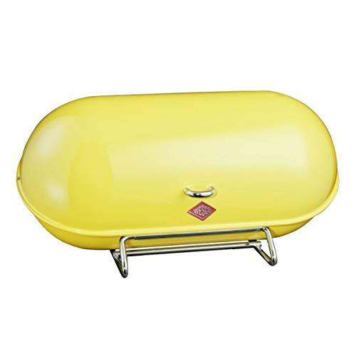 (Wesco Breadboy Bread Bin, Lemon Yellow, One Size)