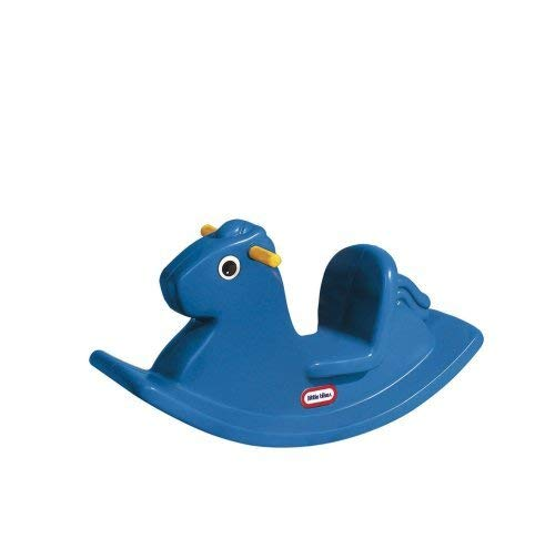 317FW4sfspL - Little Tikes Rocking Horse Blue