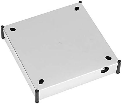 Inneneinrichtungen Supermarkt Focket Magnetschwebebahn B/üro 360 /° drehbare Plattformhalter-Standanzeige f/ür Gesch/äft EU-Stecker