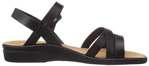 Ganter Women 3-202810-04760 Open Toe Sandals Black (Black 0100) o6L8ml