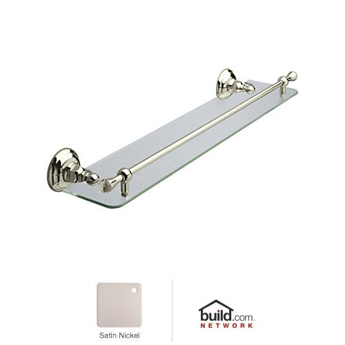Rohl Nickel Country Shelf - 5
