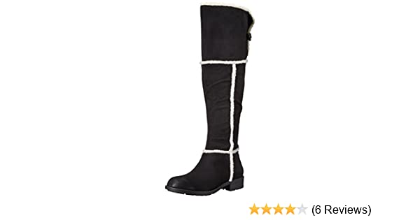 fdf152dfa Amazon.com | Style by Charles David Women's Conner Motorcycle Boot |  Mid-Calf
