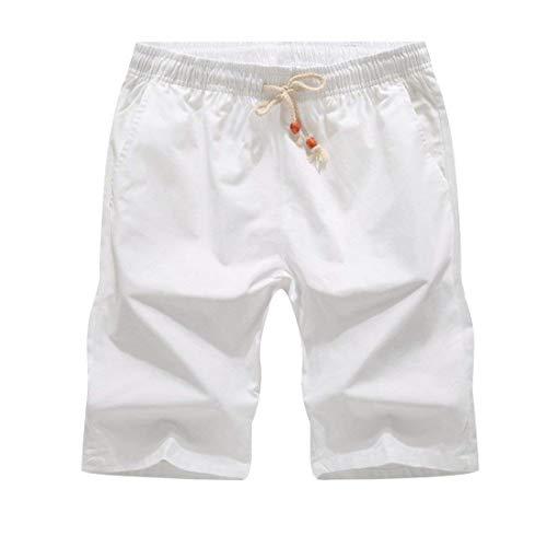 Di In Corti Uomo Lannister Pantaloncini Cotone Festivo Abbigliamento Corte Da A Bermuda Maniche Bianca E Estivi q14wPHx