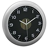 La Crosse Technologies Elc 12 Inch Solar Analg Wall Clock Metal Hands Dome Glass Lens Case