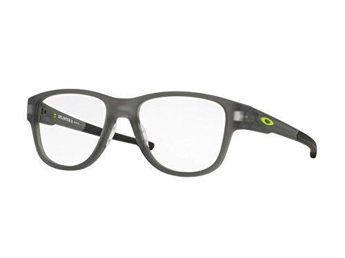 Oakley - SPLINTER 2.0 OX 8094, Geometric, propionate, men, SATIN GREY SMOKE(8094-05), - Propionate Plastic
