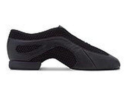 Bloch Slipstream Jazz Schuhe US 10,5UK 7,5SCHWARZ NEW