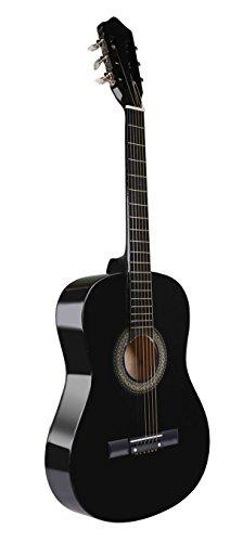[해외]케이스, 튜너, 픽업, 여분의 스트링 및 스트랩이있는 어쿠스틱 기타 초급 키트/Acoustic Guitar Beginner Kit with Case, Tuner, Pick, Extra Strings, and Strap