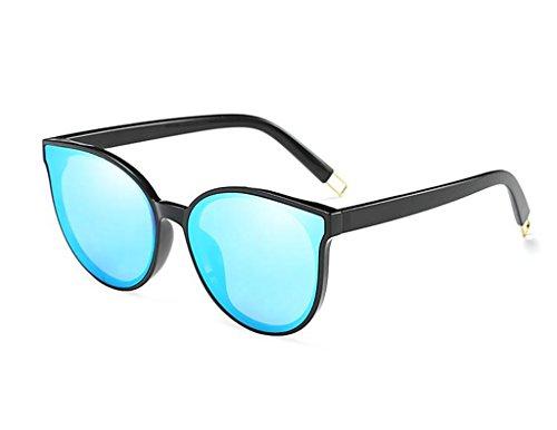 sol Vintage Color Gafas de 337 coreanas sol polarizadas sol William Gafas de X4 6 Gafas 2 de q4HyT