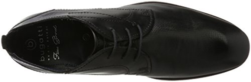 Bottes Pour Hommes Bugatti Noir 660398-1 Noir
