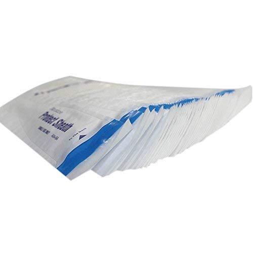 NSKI Disposable Dental Cover Plastic Sleeves For Dental Oral Camera Oral Endoscope Sheath Cover 1000Pcs