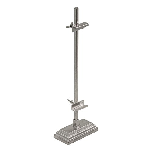 Tim Holtz Idea-ology Adjustable Easel, Approximately 12 x 3 x 4 Inches, Antiqued Silver Gray (TH93285)