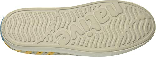 Native Shoes Jefferson Block Water Shoe Mist Grey/Shell White/Beanie Stripe 8W10 Medium US by Native Shoes (Image #2)