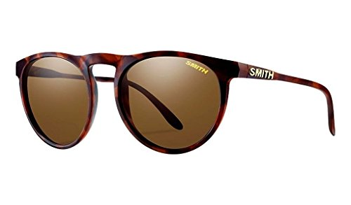 Smith Optics Marvine Polarized Mens Sunglasses - Matte Tortoise/Polar Brown by Smith Optics