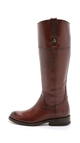 Button Redwood SMVLE 76095 FRYE Riding Tall Women's Boot Jayden Twpvvx7Rqf