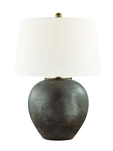 Hudson Valley L1069-BS Freeman Table Lamps, 1-Light 75 Watts, Burnt Sienna