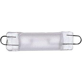 Pack of 10 OCSParts 10W 12V Rigid Loop Xenon Bulb 105293-XRL-1210-10-A