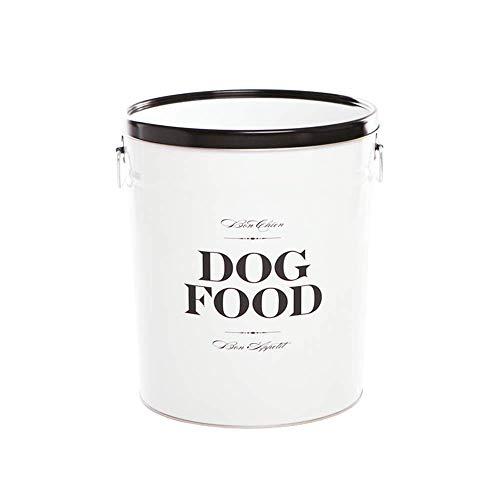 (Harry Barker Bon Chien Dog Food Storage Canister)