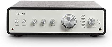 NUMAN Drive 801 Stereo Set, 2 Altavoces de pie y Amplificador HiFi ...