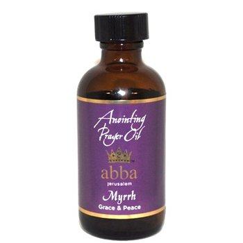 - Anoint Oil-Myrrh In Gift Box-2oz