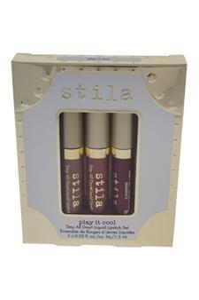 stila play it cool Stay All Day Liquid Lipstick Set