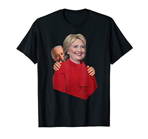 - Joe Biden for President Sniffs Hillary Clinton Tee