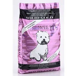 Solid Gold Just A Wee Bit Adult Small Breed (Bison) Dry Dog Food, My Pet Supplies