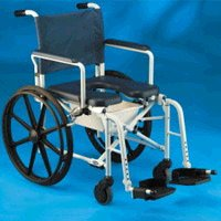 INV6895 - Invacare Corporation Mariner Rehab Shower Chair, 39 x 26-1/2 x 32
