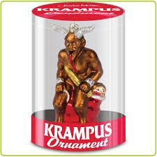 Accoutrements Krampus Ornament