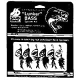 "South Bend ""Lunker"" Bass Spinner Kit"