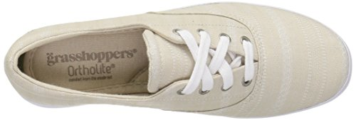 Grasshoppers Janey Ii Fashion Sneaker Sandshell Para Mujer
