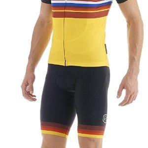 Giordana 2015 Men's Endurance Conspiracy Bush League Scatto Cycling Bib Shorts - GI-S5-BISC-BUSH (BUSH LEAGUE - (Bush Bib)